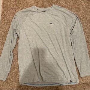 Hurley long sleeve shirt
